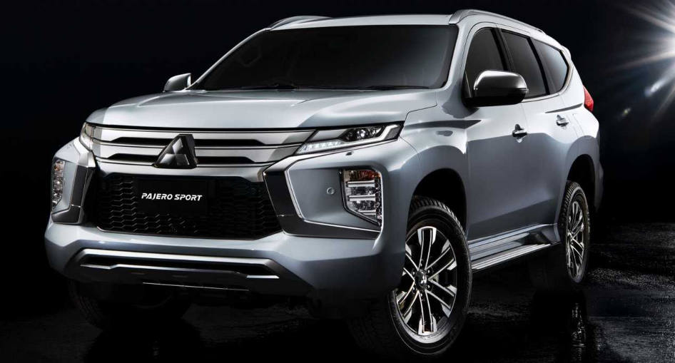 2021 mitsubishi pajero engine changes phev specs and