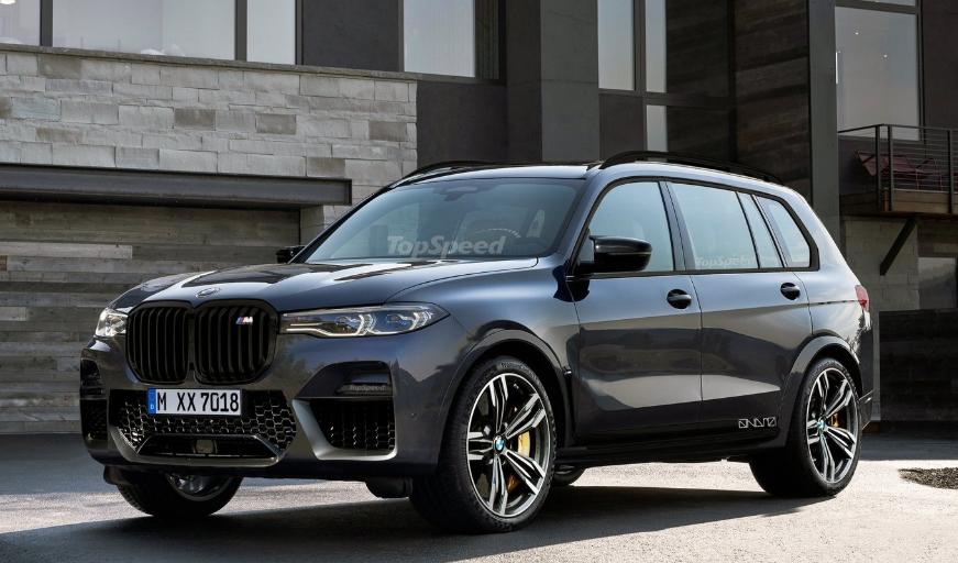 2021 bmw x7 photos | best luxury cars