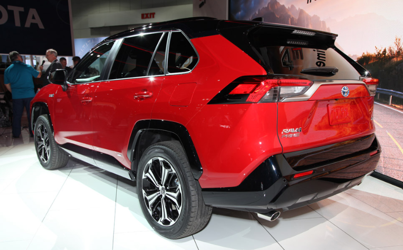 2022 toyota rav4 exterior | best luxury cars