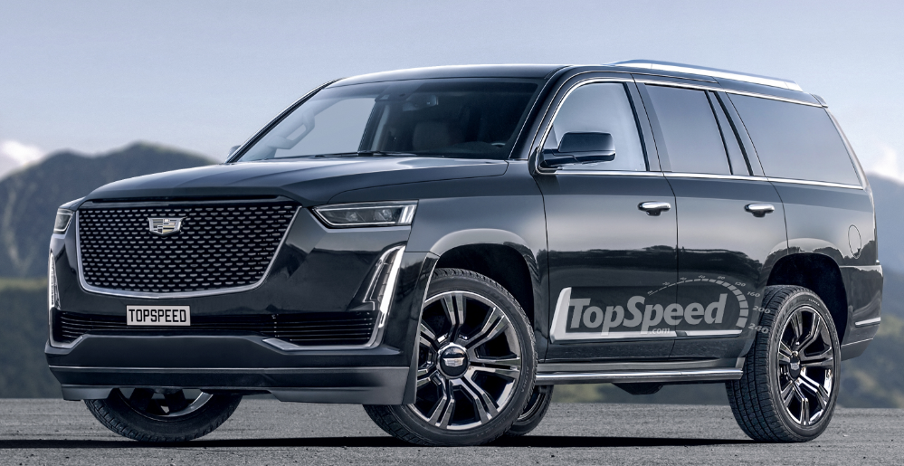 2021 Cadillac Escalade Redesign, Specs, and Price | Best ...